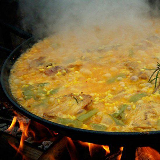 Paella + Rafting en Murcia oferta despedida de solteros